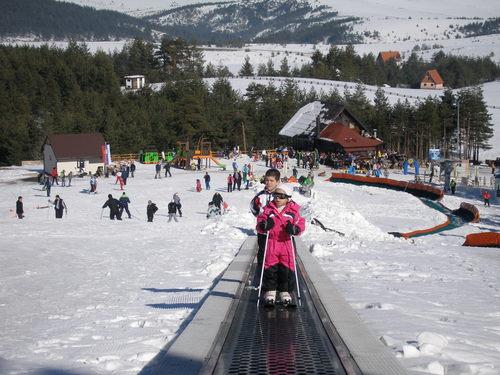 Zlatibor Ski Resort by: Ana