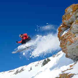 Far Out Rock, Irwin Snowcat Skiing