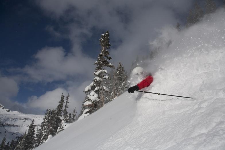 Irwin Snowcat Skiing
