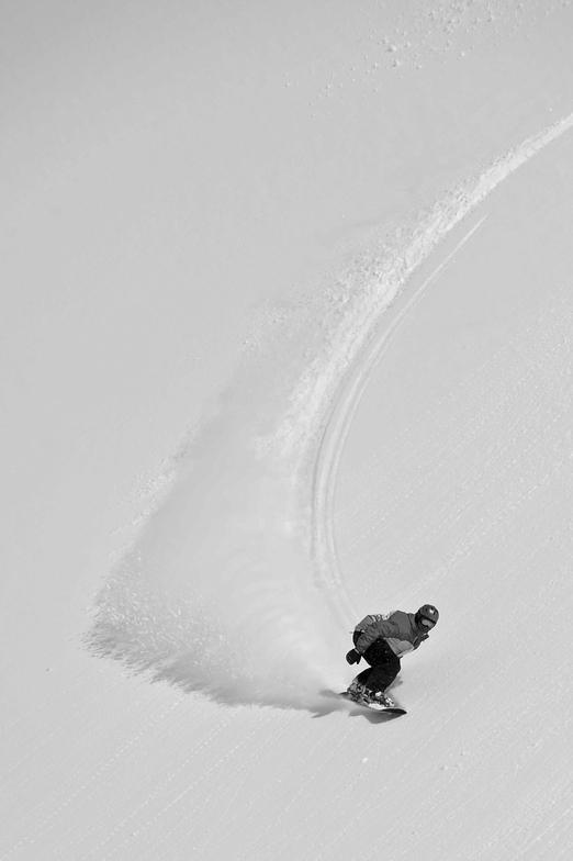 Fresh Tracks, Irwin Catskiing by Eleven