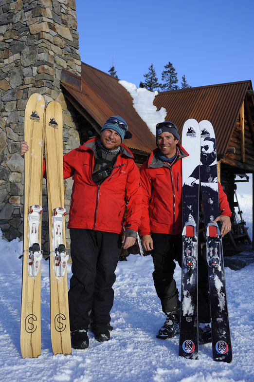 Wagner Custom Skis, Irwin Catskiing by Eleven