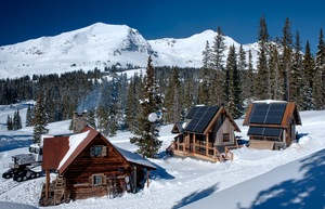 The Irwin Village, Irwin Catskiing by Eleven photo