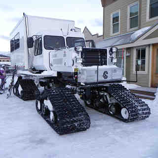 The Tucker, Irwin Snowcat Skiing