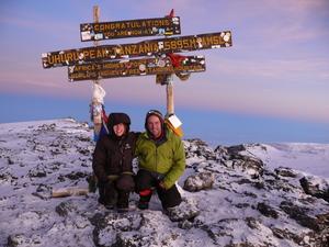 Roof of Africa, Mount Kilimanjaro photo