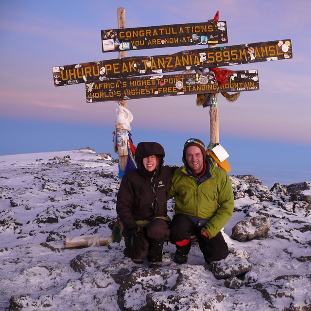 Roof of Africa, Mount Kilimanjaro