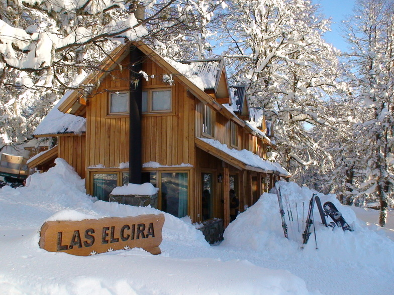 Cabañas Las Elcira, Chapelco