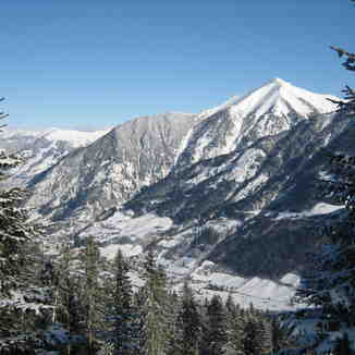 View of Gastein Land, Bad Gastein