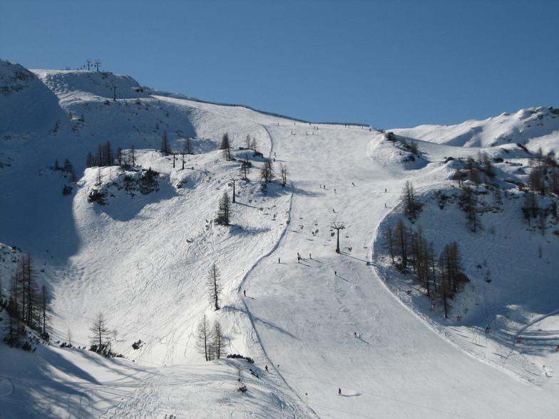 Zauchensee snow