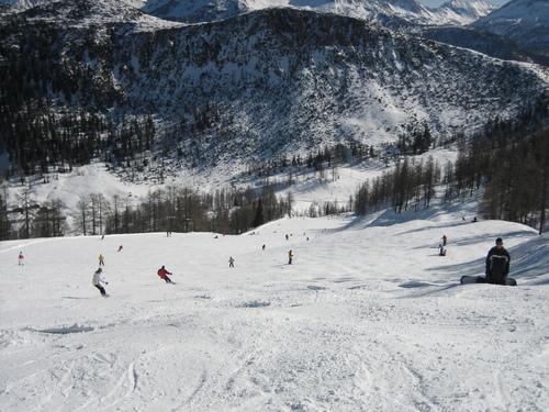 Zauchensee Ski Resort by: Sotiris Loukatos