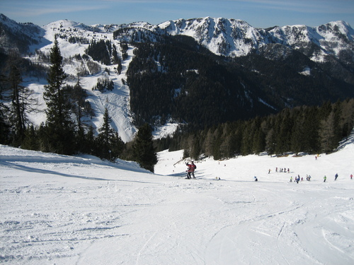 Zauchensee Ski Resort by: Sotiris Loukatos