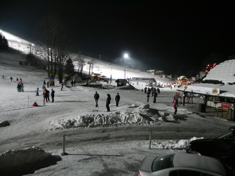 Kranjska Gora snow