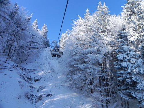 Kranjska Gora Ski Resort by: Janez Zupancic