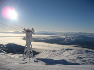 Cold, Åre photo