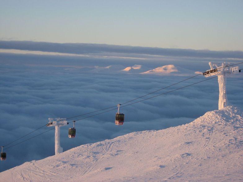 Top Gondola, Åre