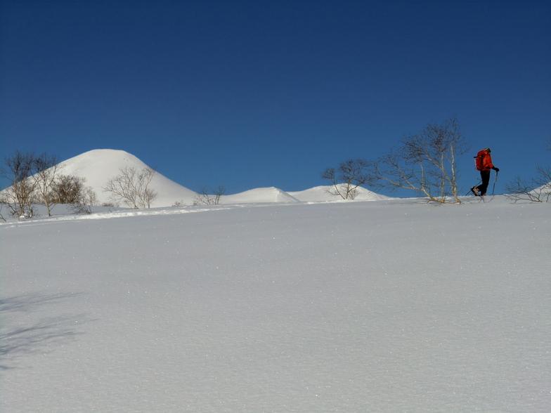 Backcountry Niseko, Niseko Annupuri