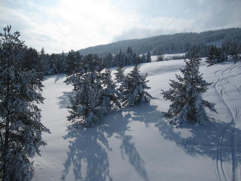 Kupres snow