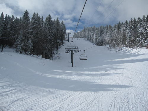 Kupres Ski Resort by: sina