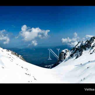 Velitsa Gorge, Mount Parnassos