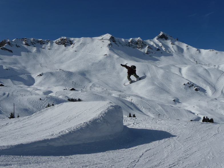 Huck it, Avoriaz
