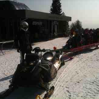 snowtaxi belvue-areh Mariborsko pohorje