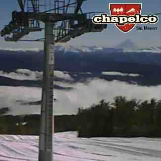 Camara 1700 msnm - Chapelco