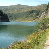 Tapenkasee Lake in Summer. Wonderfull!!!, Wagrain