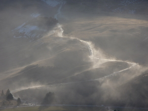 dust much?, Cardrona photo