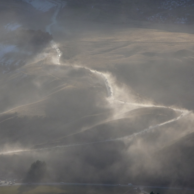 dust much?, Cardrona