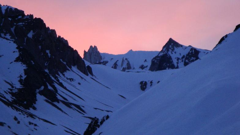 Cerro Negro and Torrecillas, Las Leñas