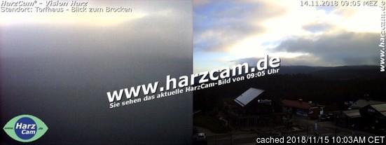 Webcam de Altenau a las doce hoy