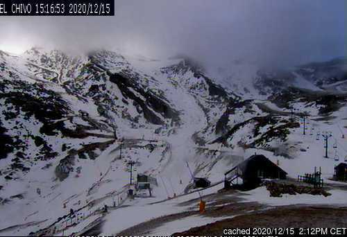 Alto Campoo webcam at 2pm yesterday