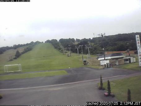 Appi Kogen webcam às 14h de ontem