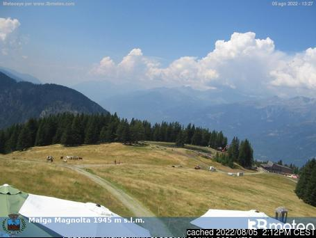 Aprica webcam at 2pm yesterday