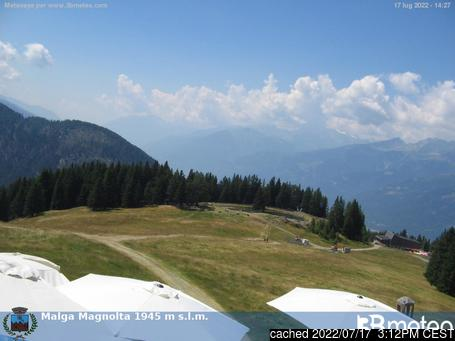 Live webcam per Aprica se disponibile