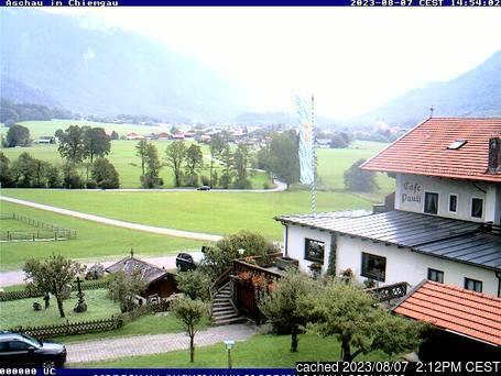 Webcam de Aschau im Chiemgau a las 2 de la tarde ayer