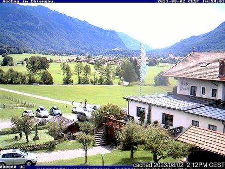 Aschau im Chiemgau webcam at lunchtime today