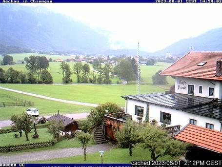 Aschau im Chiemgau webcam om 2uur s'middags vandaag