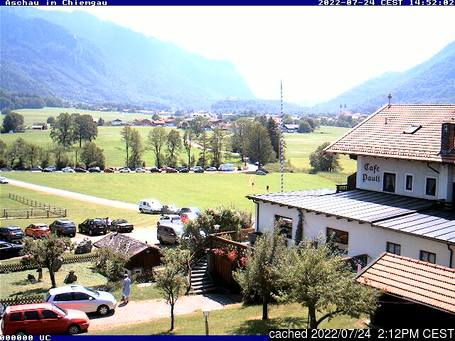 Live webcam per Aschau im Chiemgau se disponibile