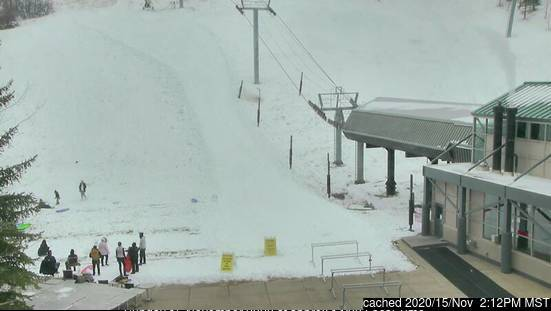 Webcam de Aspen à 14h hier