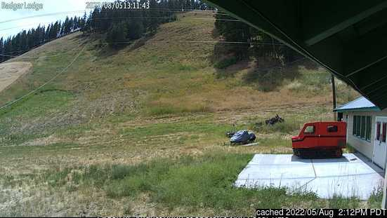 Badger Mountain Webcam gestern um 14.00Uhr