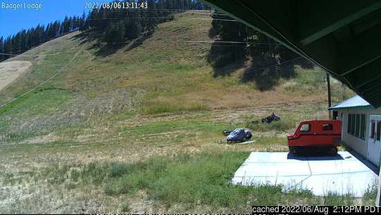 Badger Mountain webcam om 2uur s'middags vandaag