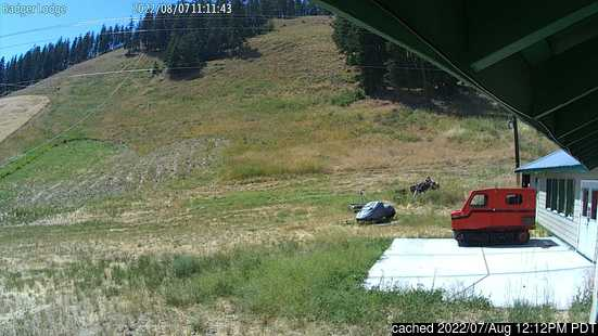 Badger Mountain için canlı kar webcam