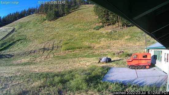 Live Webcam für Badger Mountain