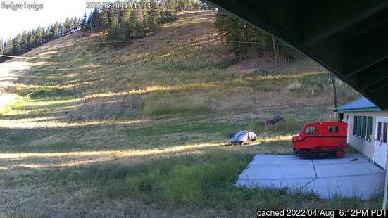 Webcam Live pour Badger Mountain