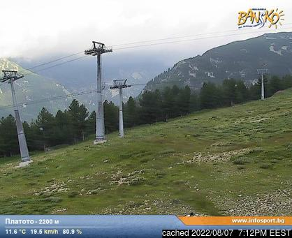 Live webcam per Bansko se disponibile