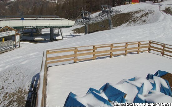 Bardonecchia webcam at 2pm yesterday