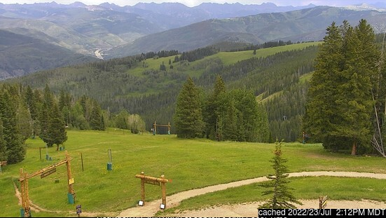Webcam de Beaver Creek à 14h hier