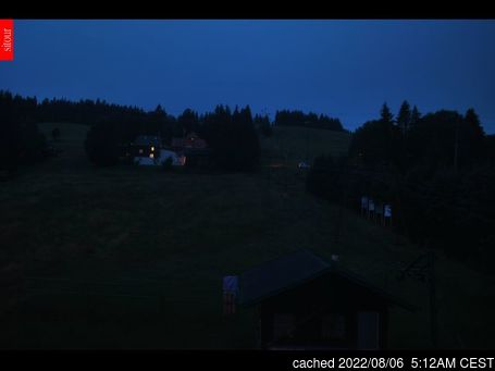 Live webcam per Bedřichov se disponibile