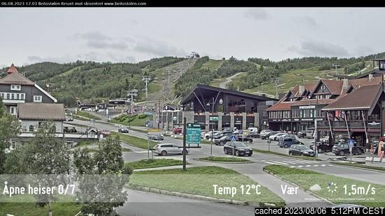 Webcam Live pour Beitostølen