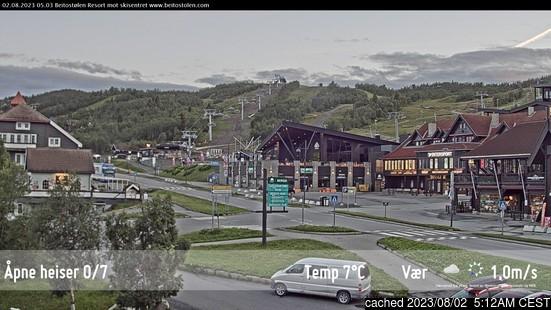 latest snow report photo Saturday 19 September 2020